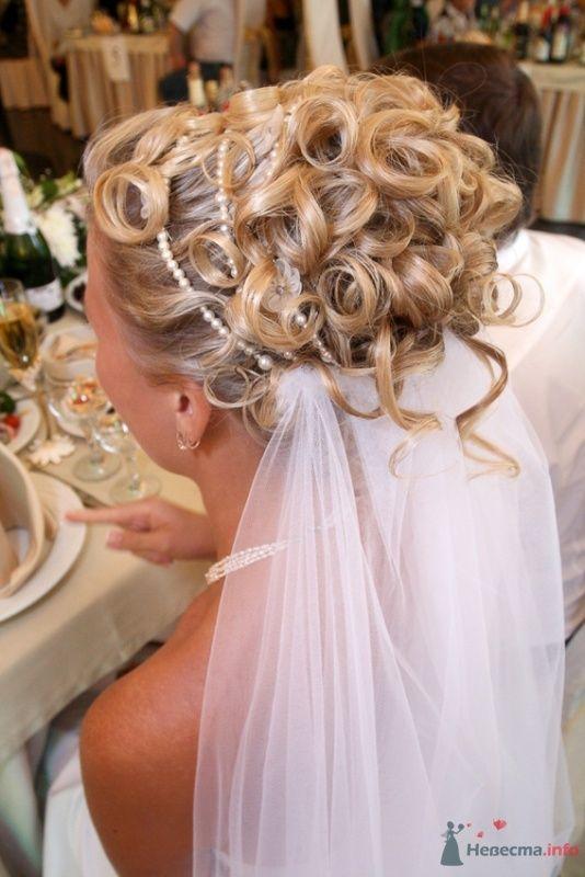 Свадебная прическа в греческом стиле, свадебный макияж - фото 67113 Стилист-визажист Кандалова Елена