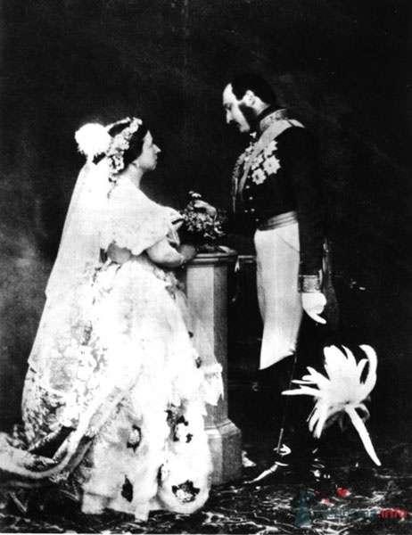 Королева Виктория и Альберт, 1884  - фото 60907 Солнышонок
