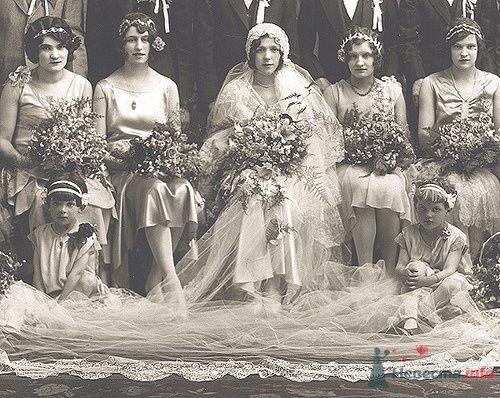Фото 68118 в коллекции Свадебная мода - Солнышонок