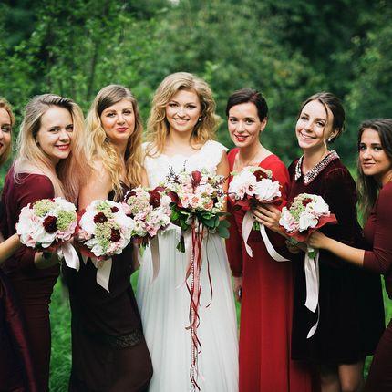 Фотосъёмка свадьбы 8 часов