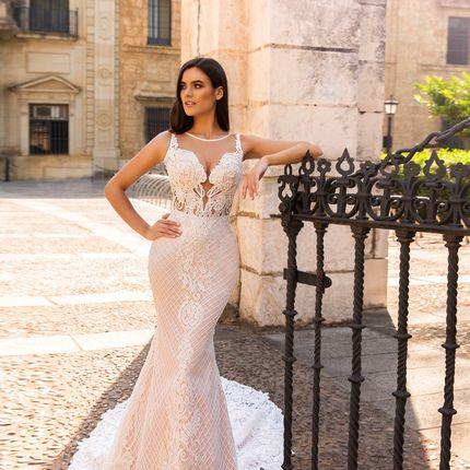Свадебное платье Lizzi