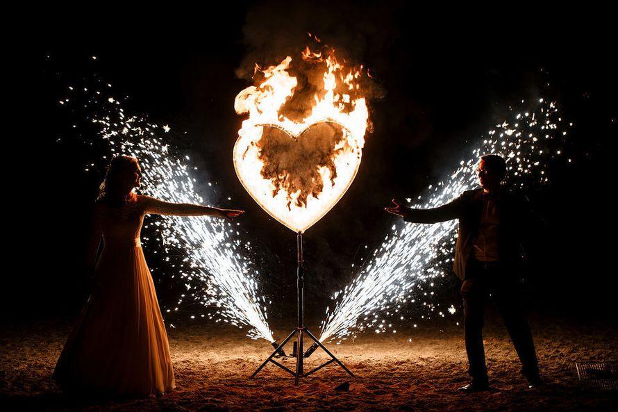 Огненно-пиротехническое декорирование