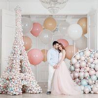 Свадьба в стиле Guerlain