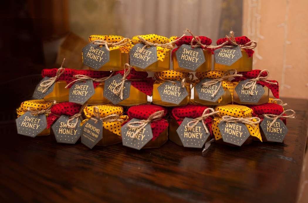 """Вкусный, ароматный, полезный и натуральный мед с собственной пасеки - украсит Вашу свадьбу и будет отличным подарком для гостей! - фото 11695978 Компания медовых подарков """"Sweet honey"""""""