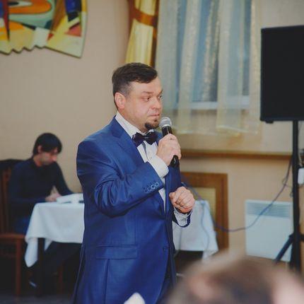 Ведущий на свадьбу + Dj, 5-6 часов