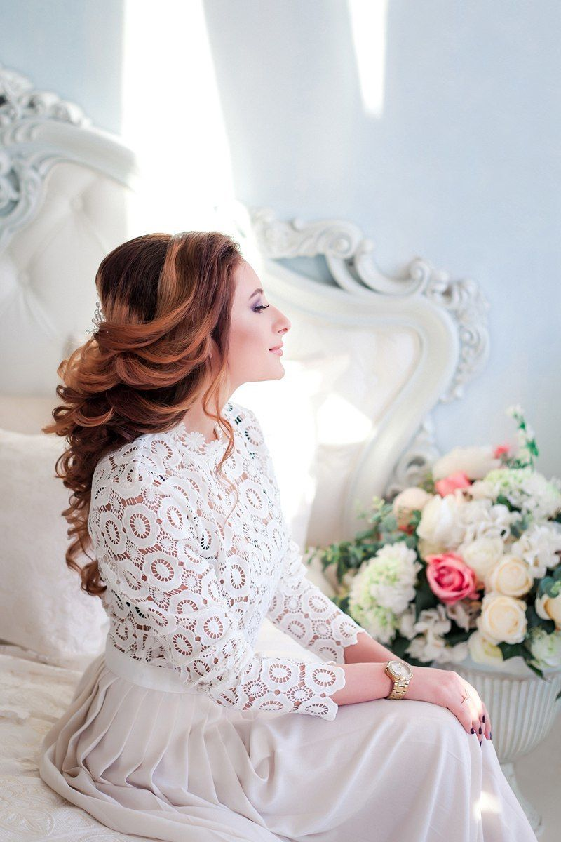 Портрет невесты - фото 13396268 Фотограф Юлия Sweet-kadr