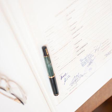 Подготовка и легализация документов для брака
