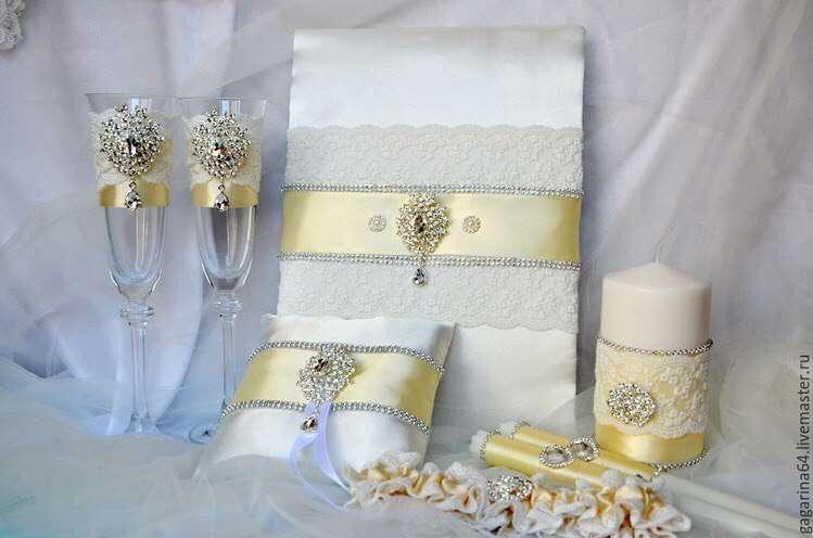 Свадебные наборы на свадьбу