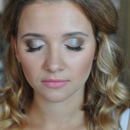 Свадебный макияж, 1 час, выезд на дом
