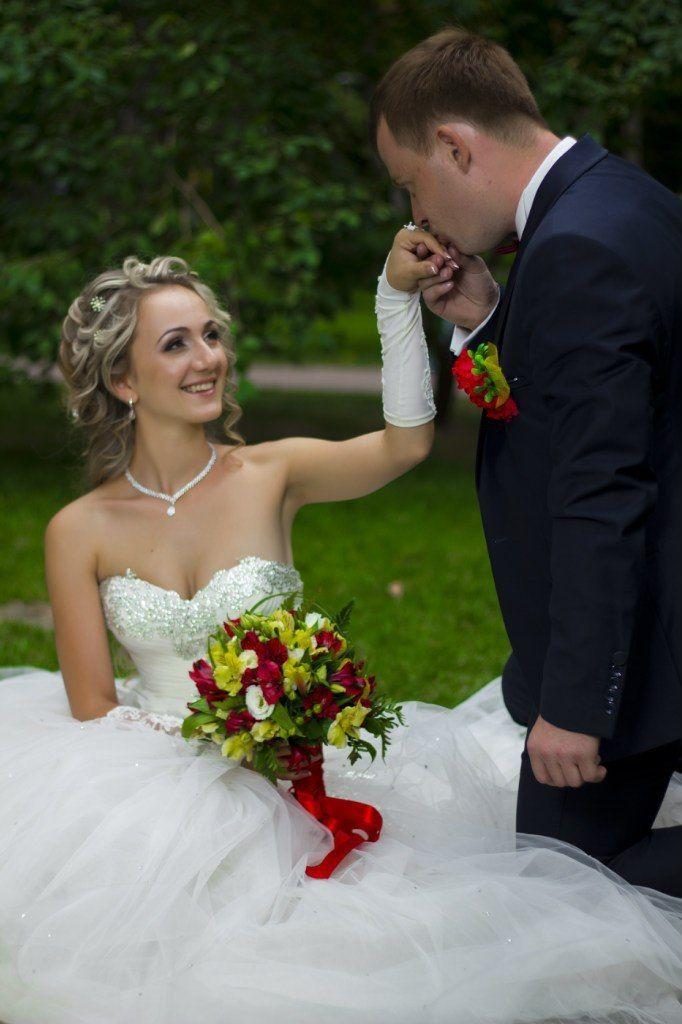 """Фото 11770834 в коллекции Wedding Day! Лучшие моменты на память! - Фотосъёмка """"Creative studio"""""""