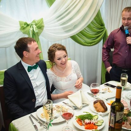 Проведение свадьбы любого формата