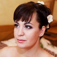 Прическа+макияж+реснички