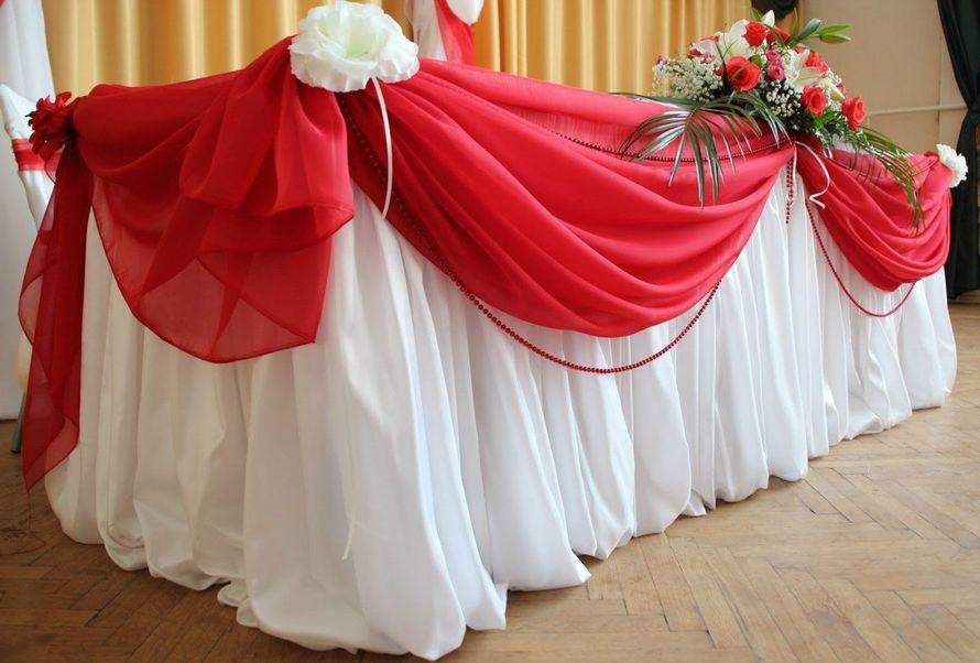 """Фото 17776664 в коллекции Свадьба в красном. Примеры - """"Волшебный мир"""" - студия оформления свадеб"""