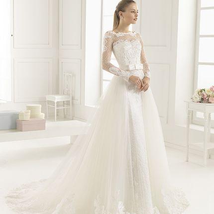 Свадебное платье Evento от Rosa Clará Two