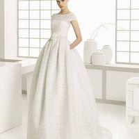 Свадебное платье Rosa Clara, модель Desmond.