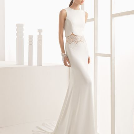 Свадебное платье Rosa Clara, модель Nicea.