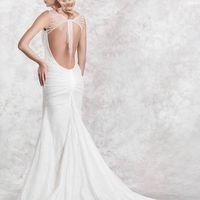 Свадебное платье C1233 от Chiaradè.