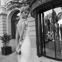 Свадебное платье Alessandra Rinaudo, модель BERGENIA