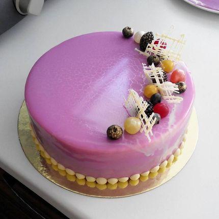 """Торт """"Малина-личи"""""""