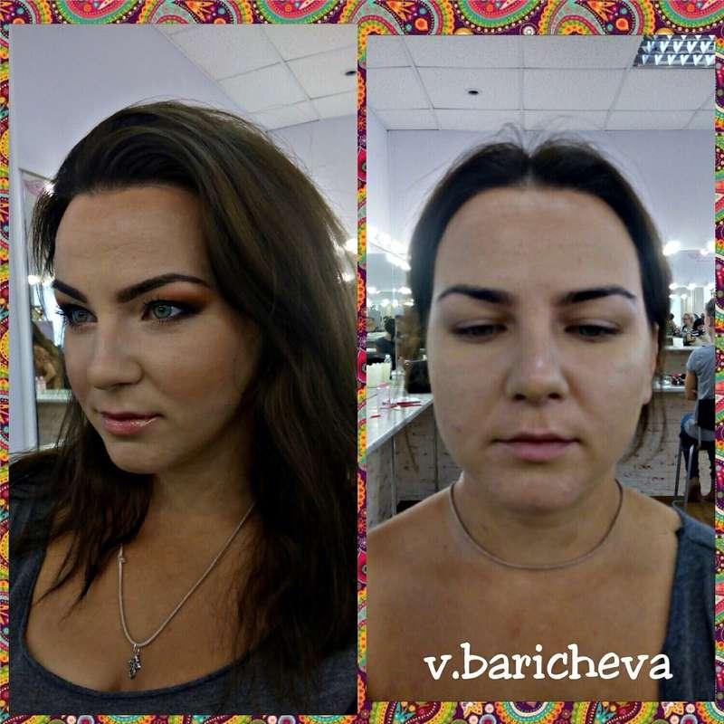 Фото 11873322 в коллекции Профессиональный макияж и причёски - Стилист-визажист Виктория Барычева