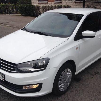 Аренда авто Volkswagen Polo, цена за 1 час