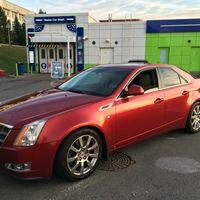 Аренда авто Cadillac CTS, цена за 1 час