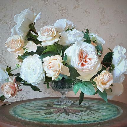 Флористика (декоративные цветы)