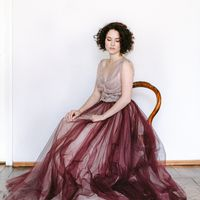 """Свадебное платье """"Wood Violet Fairy"""""""
