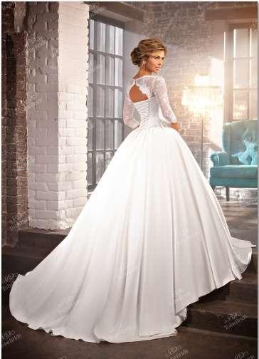 """Корсетное  свадебное  платье. - фото 11964452 Интернет-магазин свадебных платьев """"Fleur d'Orange"""""""