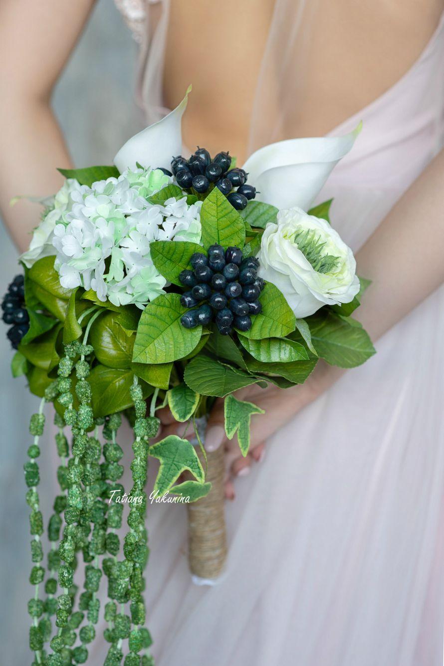 Свадебный букет воронеж