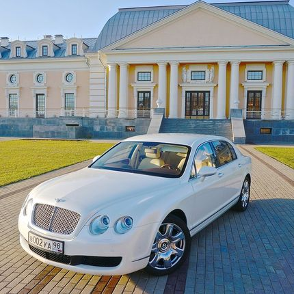 Bentley Flying Spur 2012 - аренда