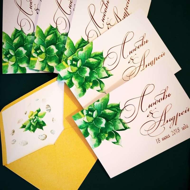 Фото 16658050 в коллекции Свадебная полиграфия - ФилигранЪ - студия свадебной полиграфии