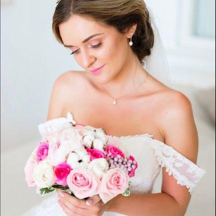 Образ для свадебной фотосессии за границей