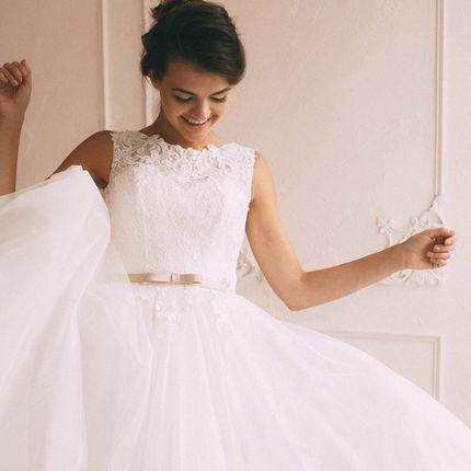 Свадебное платье, арт. 490