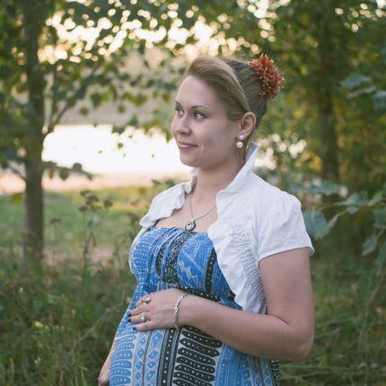 Фотосъёмка беременности 1-1, 5 часа