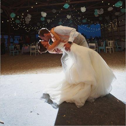 Классический свадебный танец