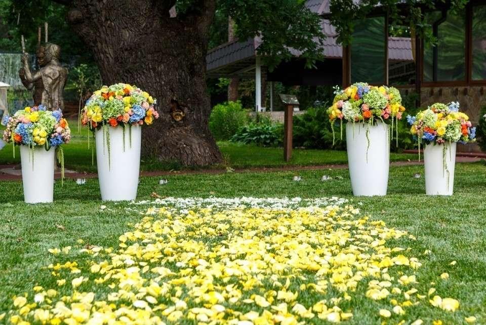 Пример оформления. Материалы взяты из интернета. - фото 16405542 WedDay - декор и флористика