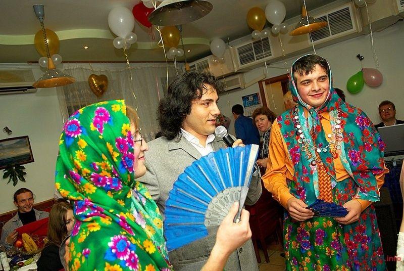 Фото 31647 в коллекции Фото со свадеб - Ведущий и артист Матвей Стринадкин