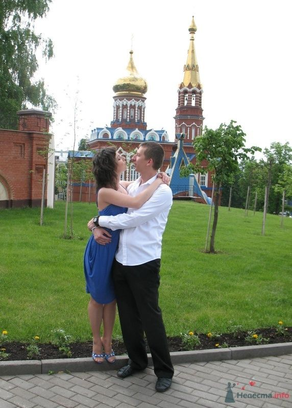 венчание - фото 31835 Лёза