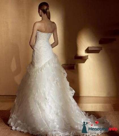 Фото 115849 в коллекции Продаю свадебное платье SAN PATRICK (Bermeo) ИСПАНИЯ - Ваш фотограф - Inna Minaeva