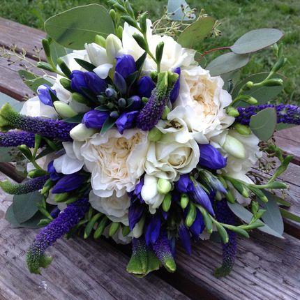 Букет невесты, бутоньерка