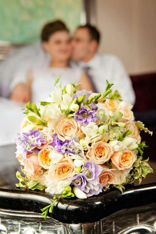 Фото 12185638 в коллекции Букет невесты - 4 сезона - оформление и декор