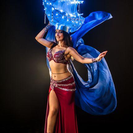 Танец живота - световое шоу