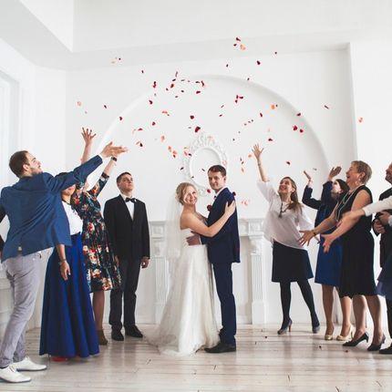 Организация бутик свадьбы