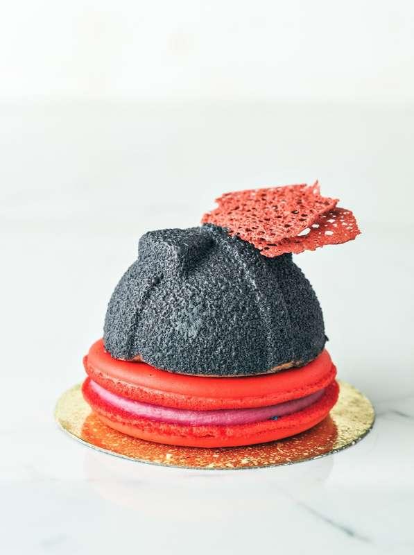 """Чёрный бархатный велюр- шикарно,и при этом восхитительно вкусно. - фото 12825208 Кондитерская """"Тирамису"""""""