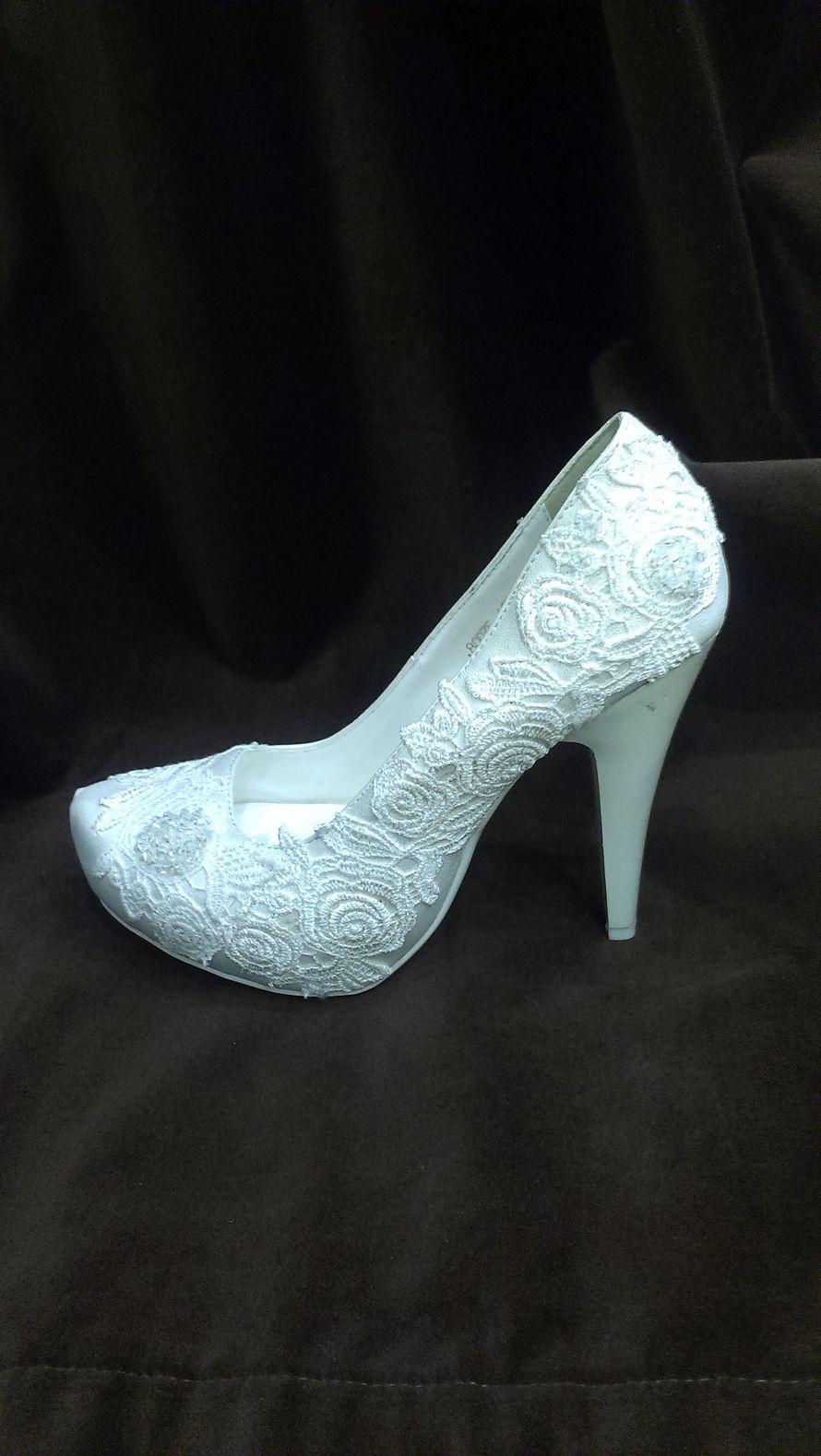 """Фото 2227354 в коллекции Свадебная обувь в наличии - Магазин-салон """"Свадебный вальс"""""""