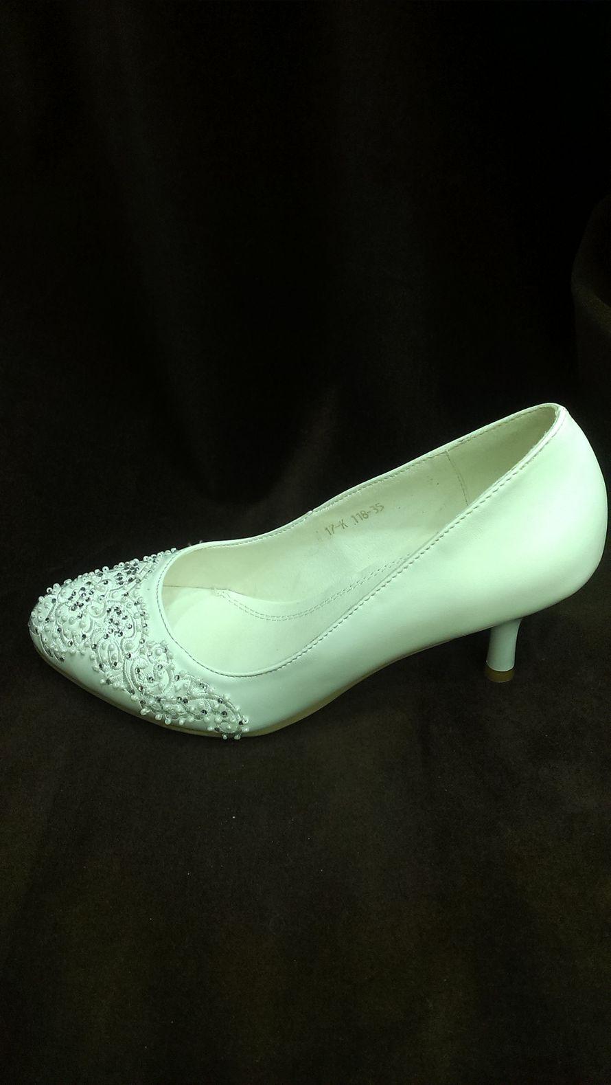"""Фото 2227368 в коллекции Свадебная обувь в наличии - Магазин-салон """"Свадебный вальс"""""""