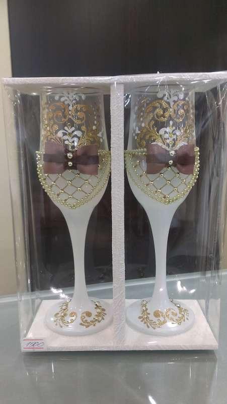 """Фото 2227932 в коллекции Свадебные бокалы,семейные очаги и банки - Магазин-салон """"Свадебный вальс"""""""