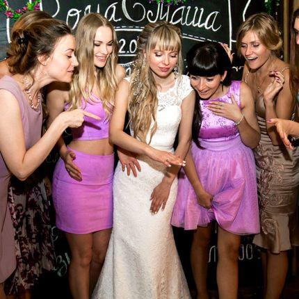 Съёмка свадьбы до 8 часов