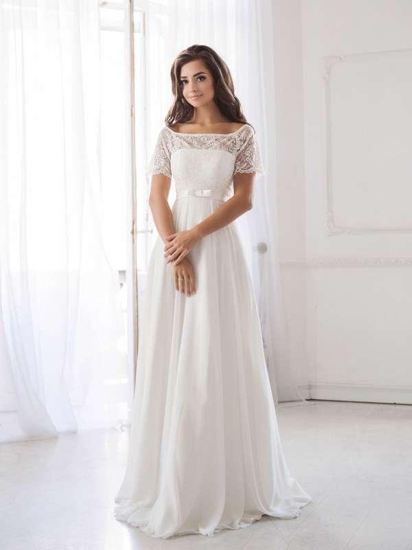 свадебное платье 1 - фото 12388056 Вероника М.